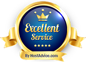 DedicatedSolutionsHostingwas awarded this badge for its excellent service